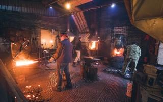 Характеристики и особенности ножей из дамасской стали