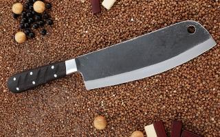 Зачем нужен нож-тяпка